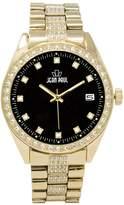 Jean Paul Gaultier Men's Quartz Metal and Alloy Watch, Color:-Toned (Model: 28300)
