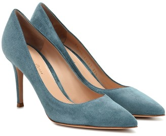 Gianvito Rossi Gianvito 85 suede pumps