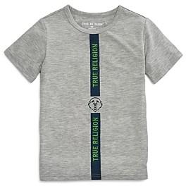 True Religion Boys' Logo Tee - Little Kid, Big Kid