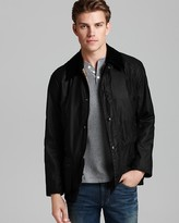 Barbour Ashby Tailored Waxed Cotton Coat