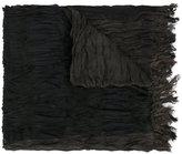 Issey Miyake wrap scarf