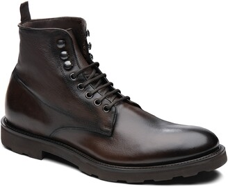 Gordon Rush Hunter Plain Toe Boot