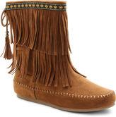 UNIONBAY Union Bay Bloomy Fringe Boots