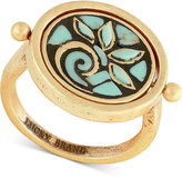 Lucky Brand Gold-Tone Mosaic Ring