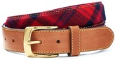 J.Mclaughlin Tim Belt in Tartan