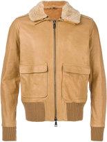 Giorgio Brato Limited Edition aviator jacket