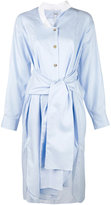Loewe shirt dress - women - Cotton - 38