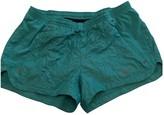 Nike Green Shorts for Women