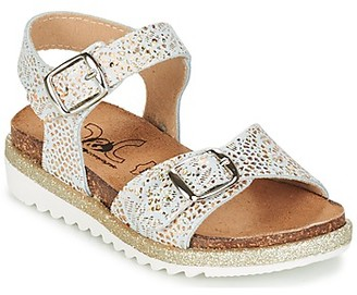 Citrouille et Compagnie GUAFRETTE girls's Sandals in Gold