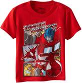 Transformers Little Boys' Short Sleeve T-Shirt Shirt
