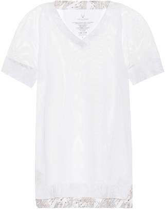 Lucas Hugh Deco Mesh T-shirt