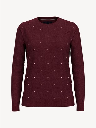 Tommy Hilfiger Essential Dot Sweater