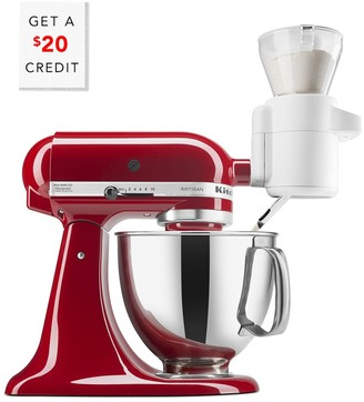 KitchenAid Sifter & Scale Attachment With $20 Credit