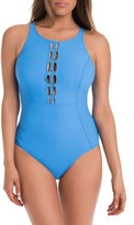 Women's Amoressa You Only Live Twice Sonder One-Piece Swimsuit