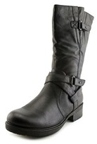 Bare Traps Baretraps Harly Round Toe Canvas Mid Calf Boot.