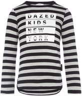 DKNY Girls Motif T-Shirt
