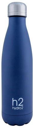 Hydro2 Quench Double Wall Stainless Steel Water Bottle 500ml Navy