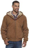 Levi's Men's Sherpa-Lined Workwear Bomber Jacket