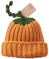 Mud Pie Infant Pumpkin Hat - Orange