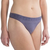 Smartwool PhD Seamless Panties - Merino Wool, Thong (For Women)