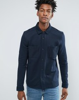 Selected Shirt in Regular Fit Jersey Cotton