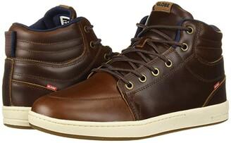 Globe GS Boot (Dark Shadow/Gum) Men's Shoes