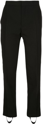 Wardrobe NYC x The Woolmark Company Release 05 stirrup trousers