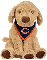 Forever Collectibles Chicago Bears Plush Dog with Bandana