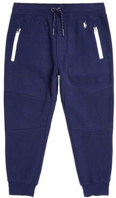 Ralph Lauren Kids Pique Logo Sweatpants (2-4 Years)
