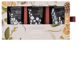 Cowshed Nourishing Hand Cream Trio