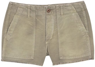 Amo Army Cargo Shorts