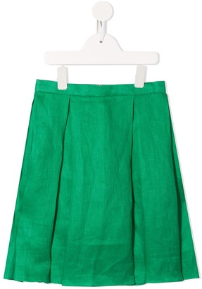Little Bambah Verano pleated skirt