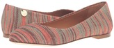 M Missoni Spacedye Ballerina Flat Women's Flat Shoes
