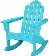 Hanover All-Weather Adirondack Rocking Chair - Aruba