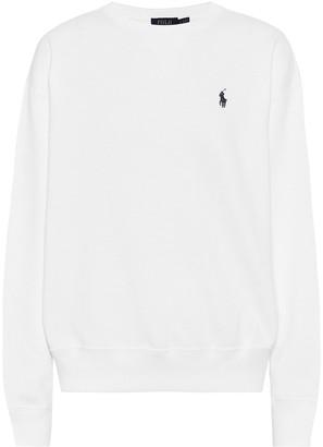 Polo Ralph Lauren Cotton-jersey sweatshirt