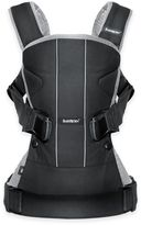 BABYBJÖRN 2016 Baby Carrier One in Black/Silver