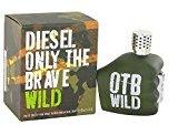 Diesel Only The Brave Wild by Eau De Toilette Spray 2.5 oz