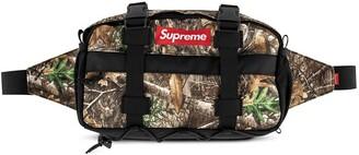 Supreme Camouflage Belt Bag