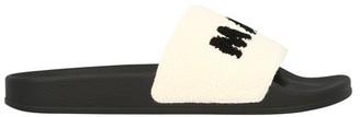 Marni Fake fur sandals