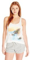 Volcom Women's Bone Sur Twist Graphic Tank