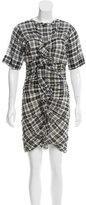 Etoile Isabel Marant Wallace Ruched Dress w/ Tags