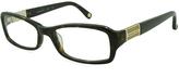 Michael Kors Tortoise Square Eyeglasses