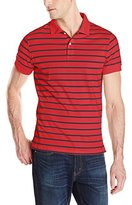 Dockers Cotton Jersey Stripe Polo