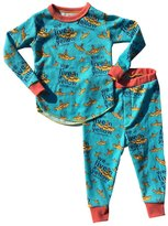 Rowdy Sprout Kids Beatles Yellow Submarine Thermal Set