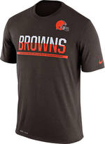 Nike Men's Cleveland Browns NFL Practice T-Shirt