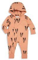 Mini Rodini Baby's Hooded Coverall