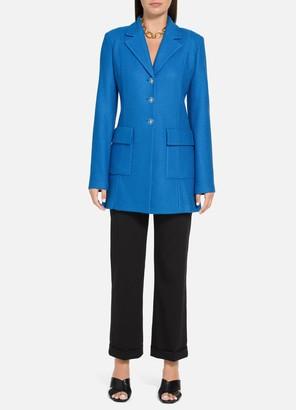St. John Honeycomb Stitch Jacket