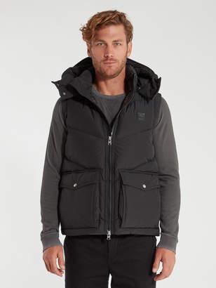 Woolrich Logo Arctic Down Vest