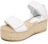 Maison Margiela Platform Espadrille Sandals