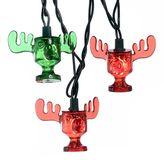Kurt Adler National Lampoon Wally World Moose Mug Light Set